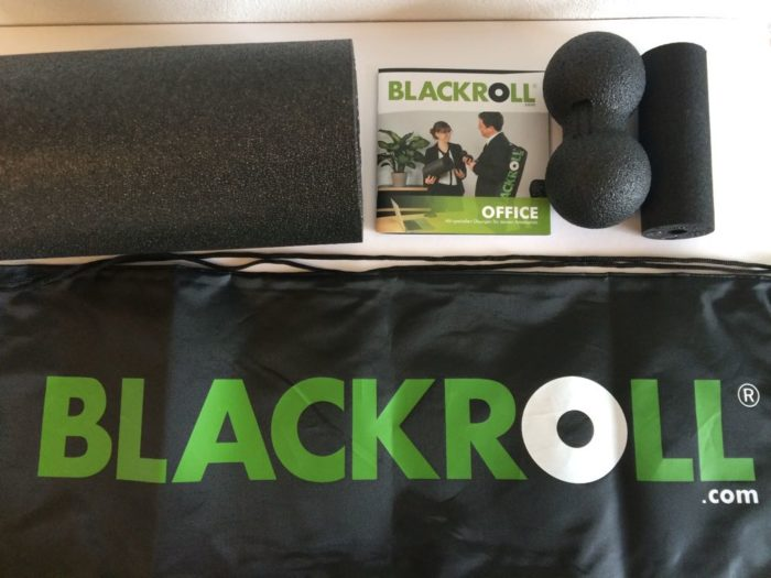 Blackroll für unterwegs