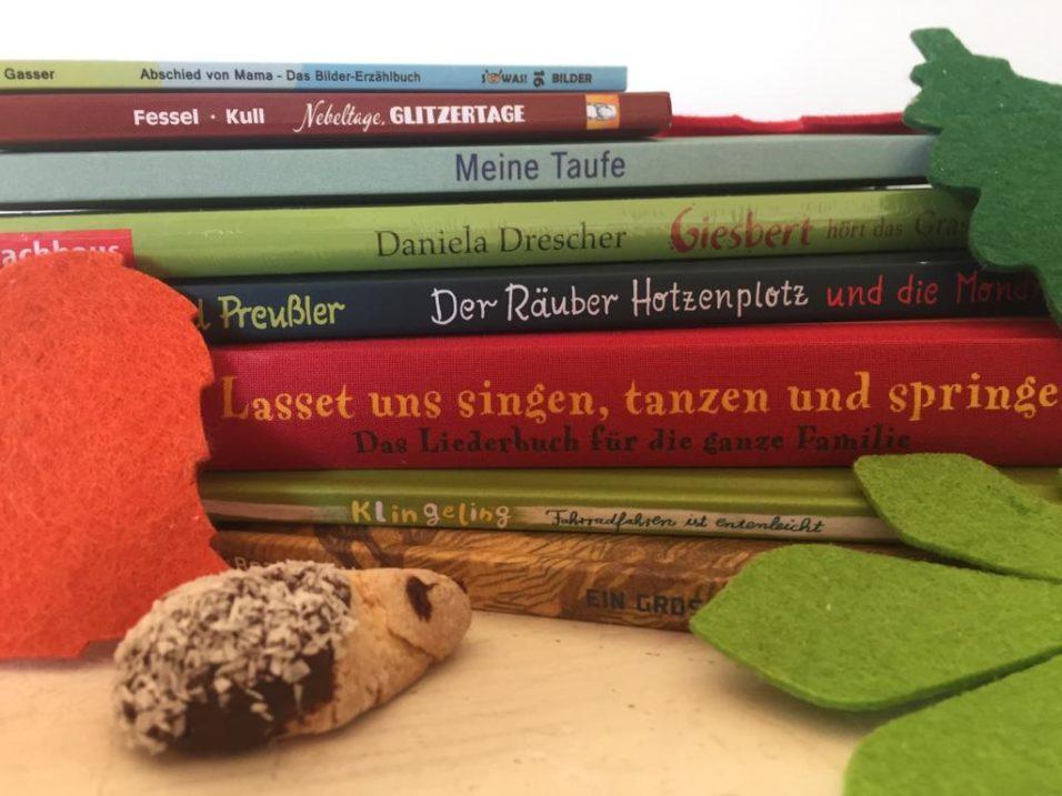 Juniors Lieblingsbücher Im Herbst 5 Jahre Wheelymum